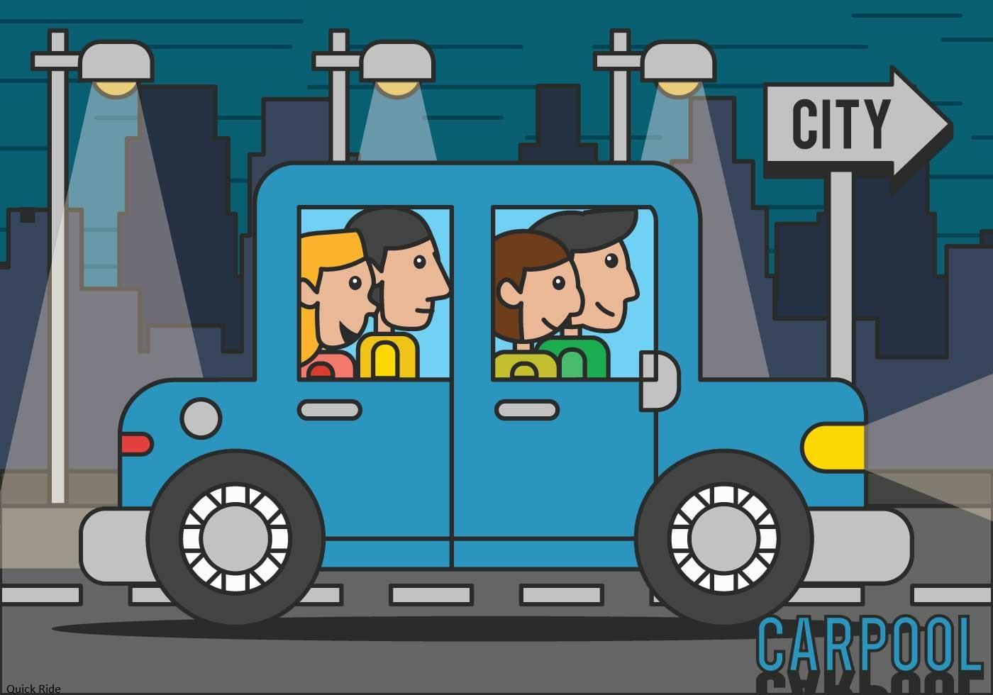 Make Commuting Fun