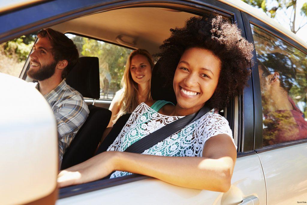 car sharing app, carpooling app, carpool