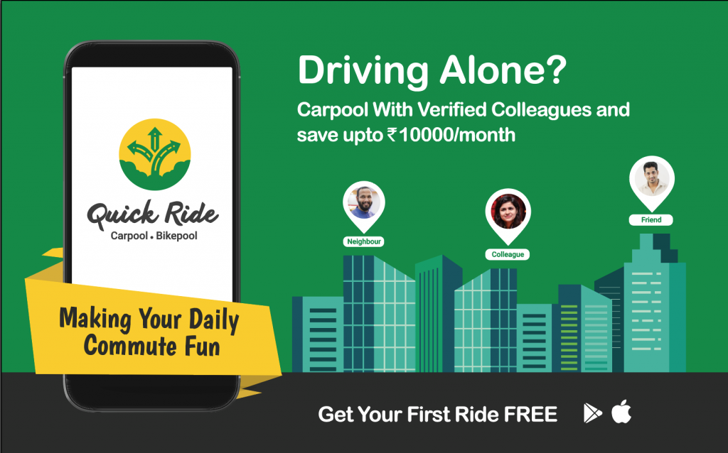 Why carpooling