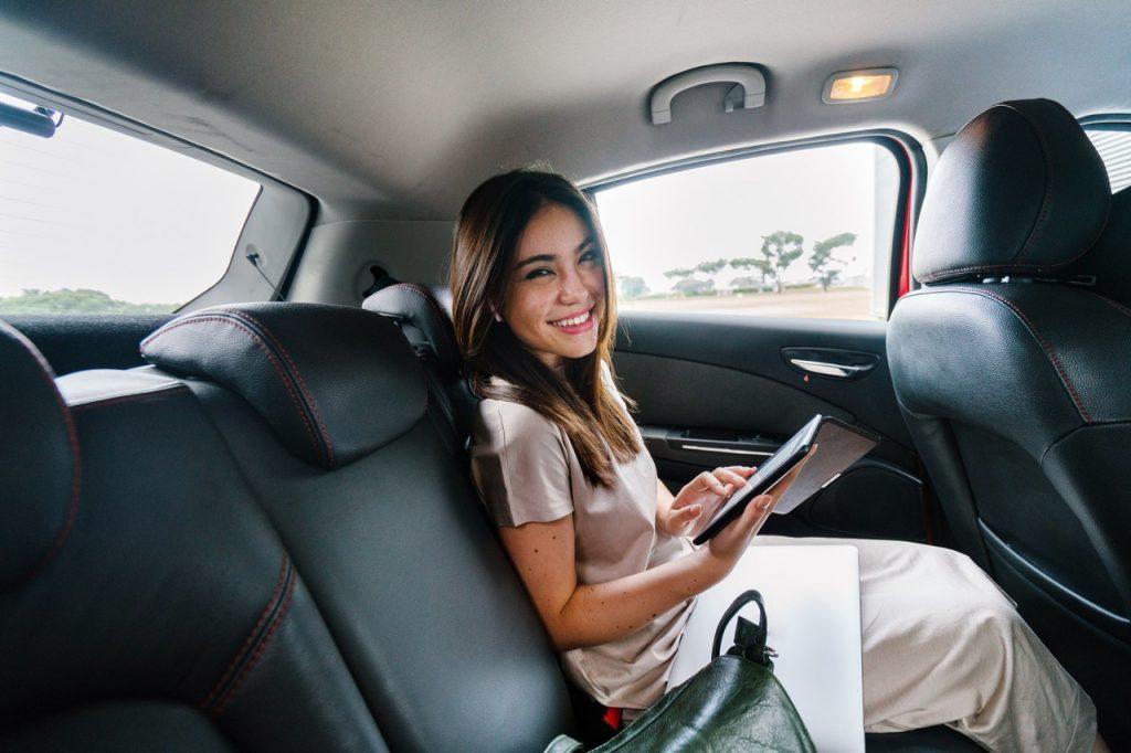 carpool safe for women