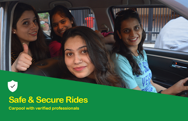 Quick Ride, Trusted carpool and bike pool platform by women