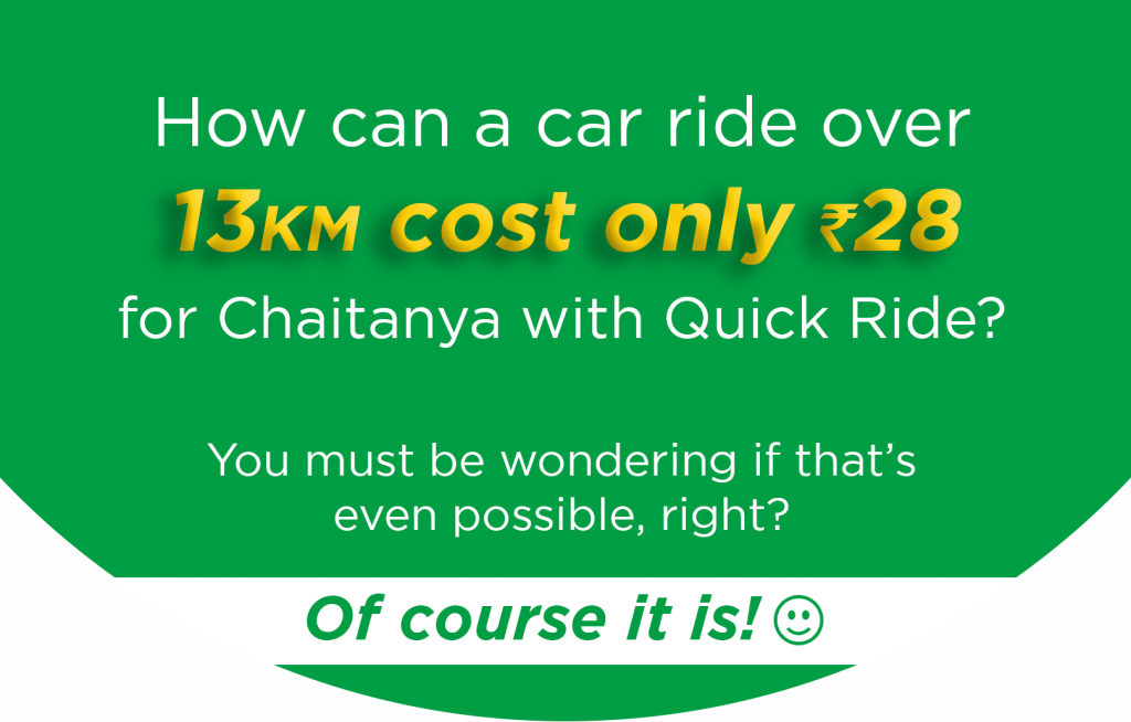 13km cost only Rs.28