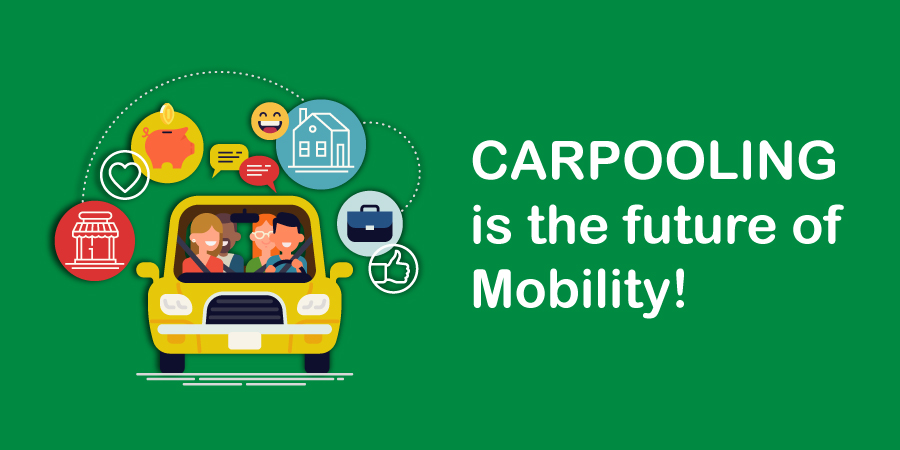 What is Carpooling and benefits