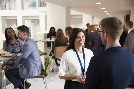 Employee Networking with Quick Jobs